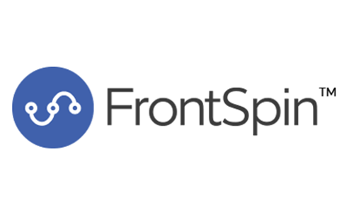 FrontSpin logo